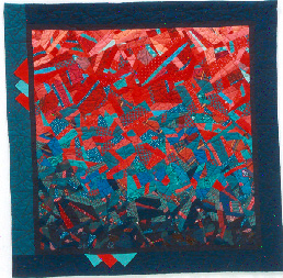 Red Up, 1999 – 44″ x 45″